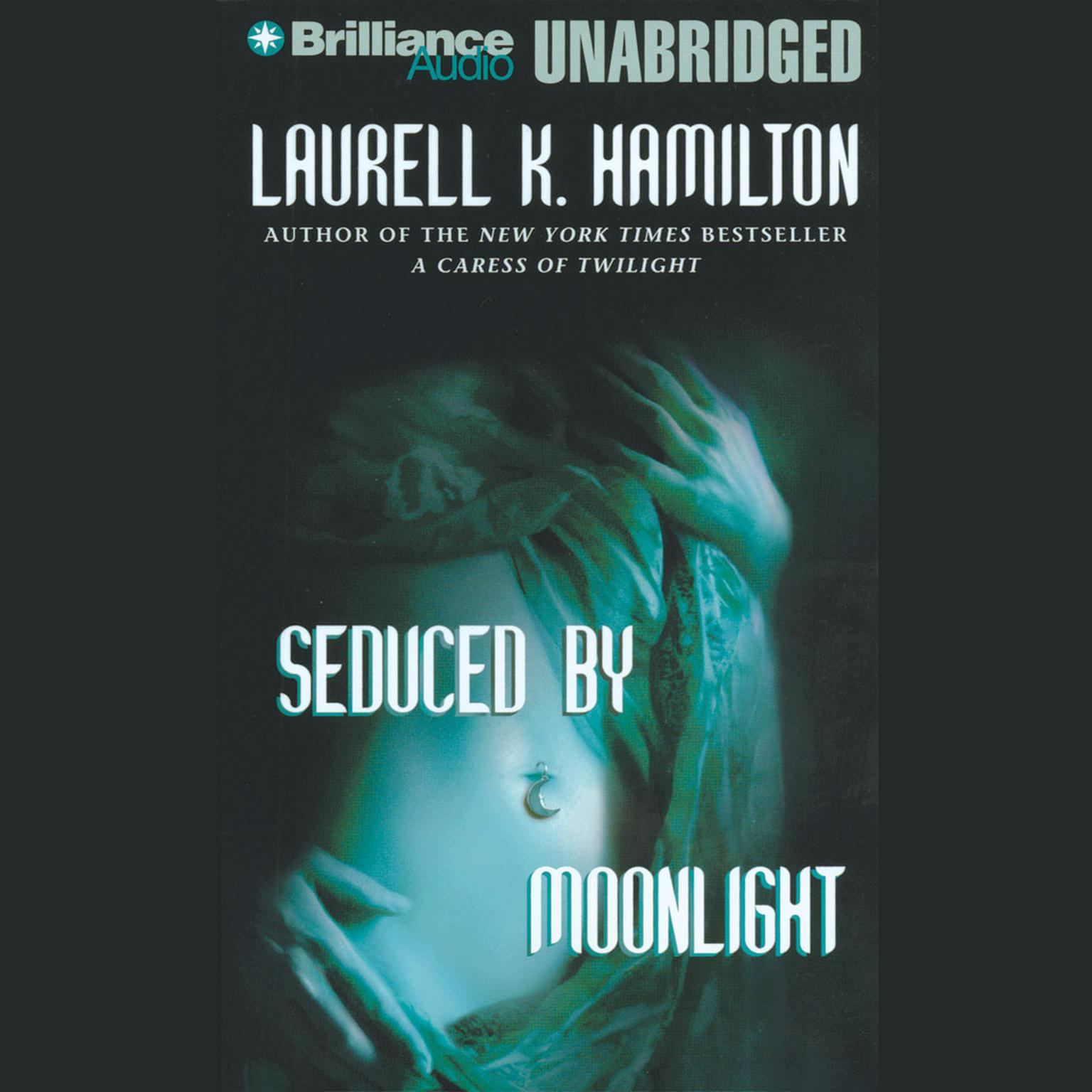 Printable Seduced by Moonlight Audiobook Cover Art