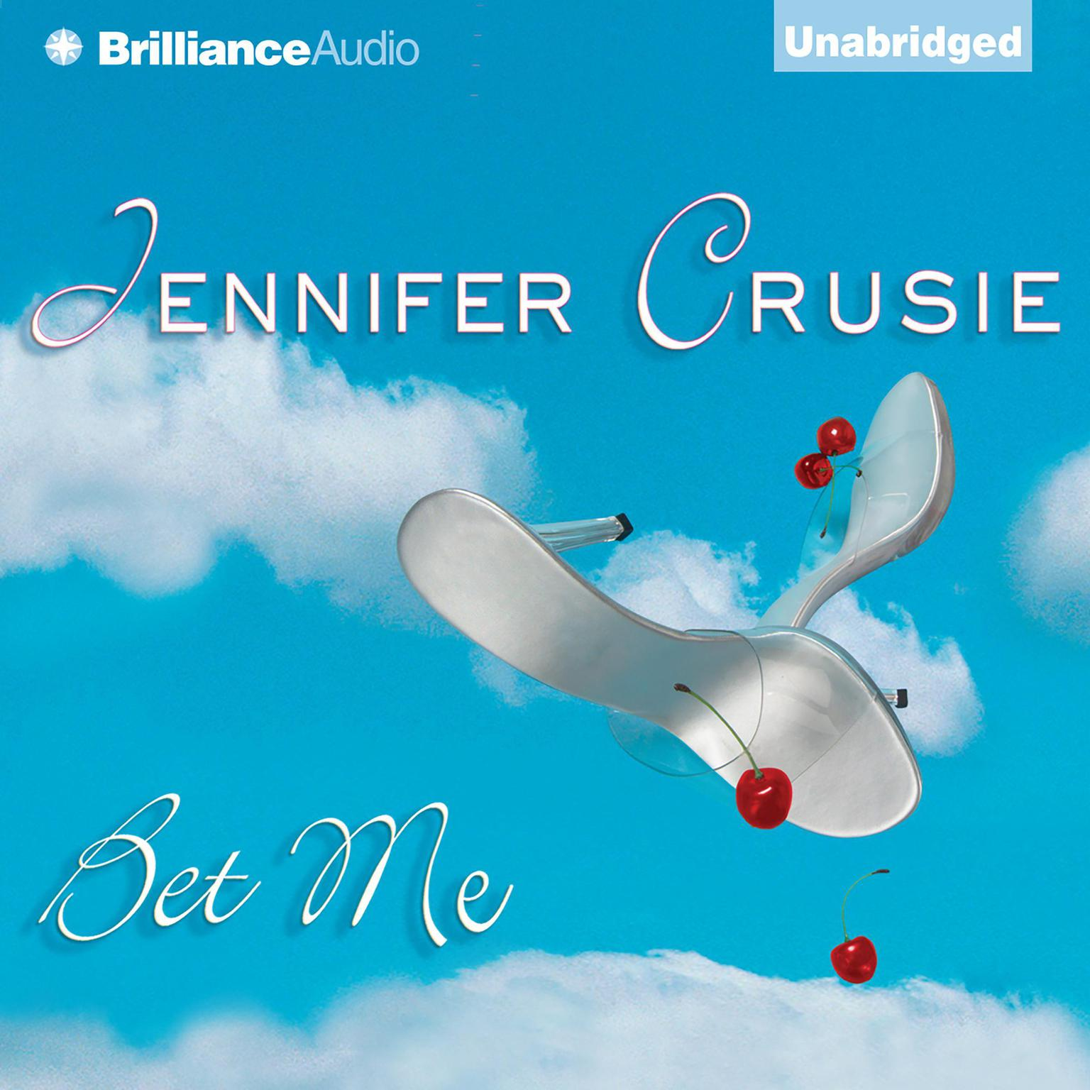 Printable Bet Me Audiobook Cover Art