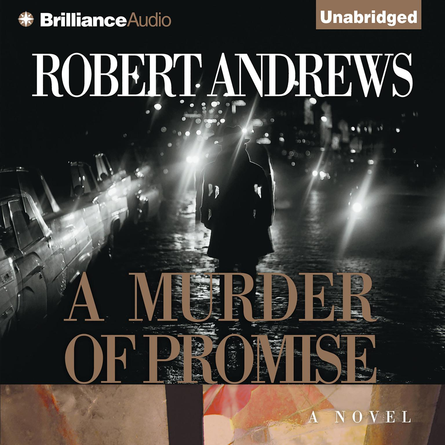 Printable A Murder of Promise: A Novel Audiobook Cover Art