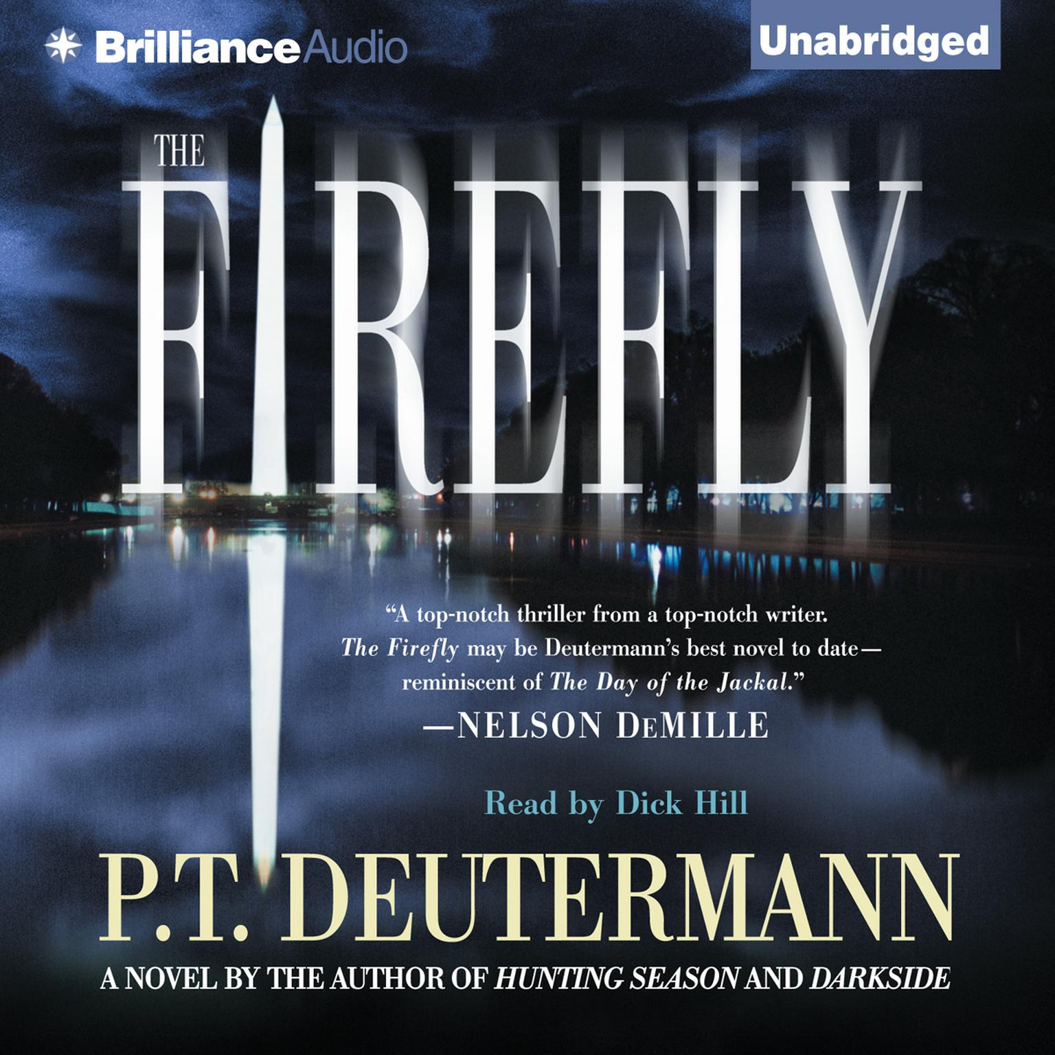 Printable The Firefly Audiobook Cover Art