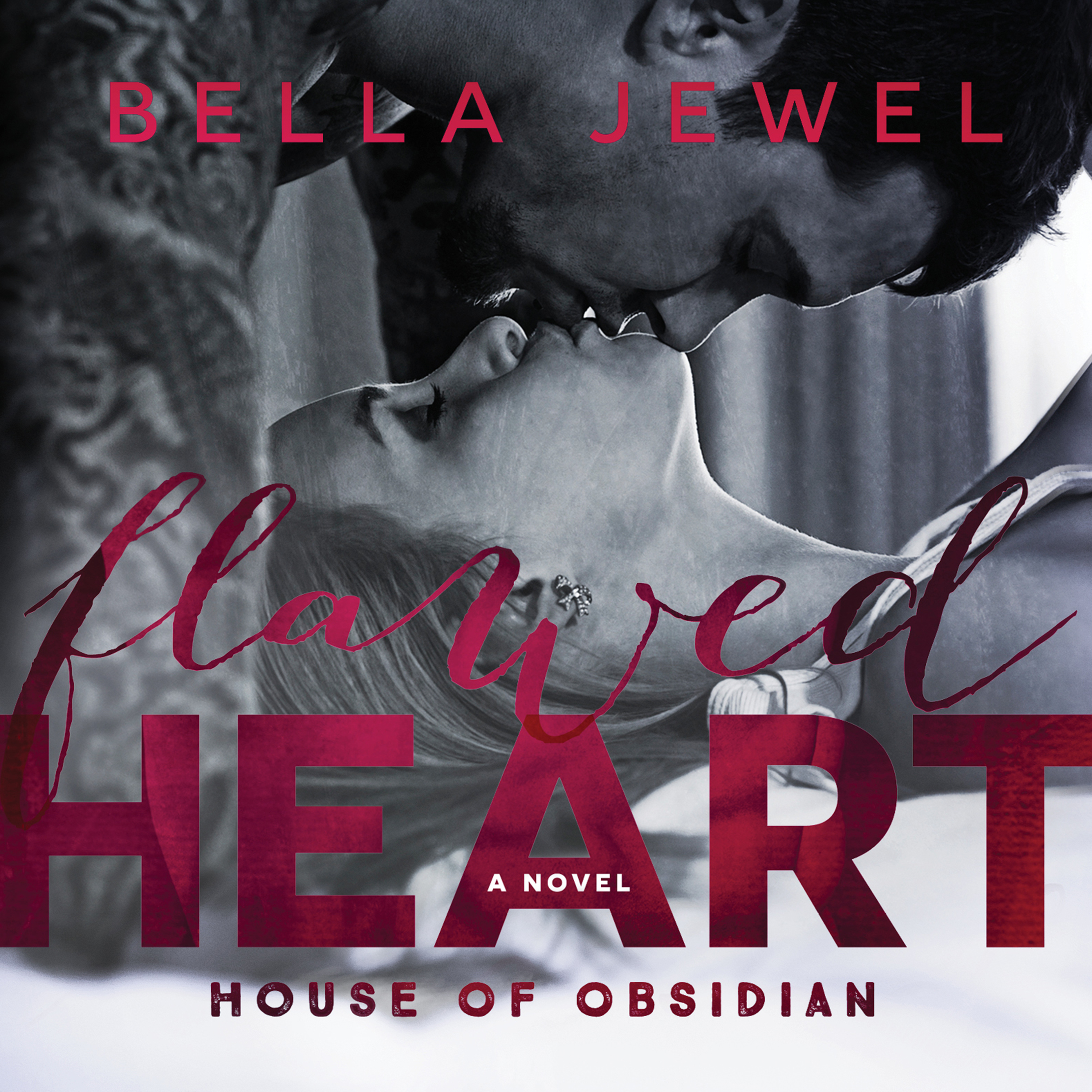 Printable Flawed Heart Audiobook Cover Art