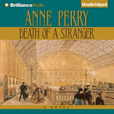 Death of a Stranger Audiobook, by Author Info Added Soon