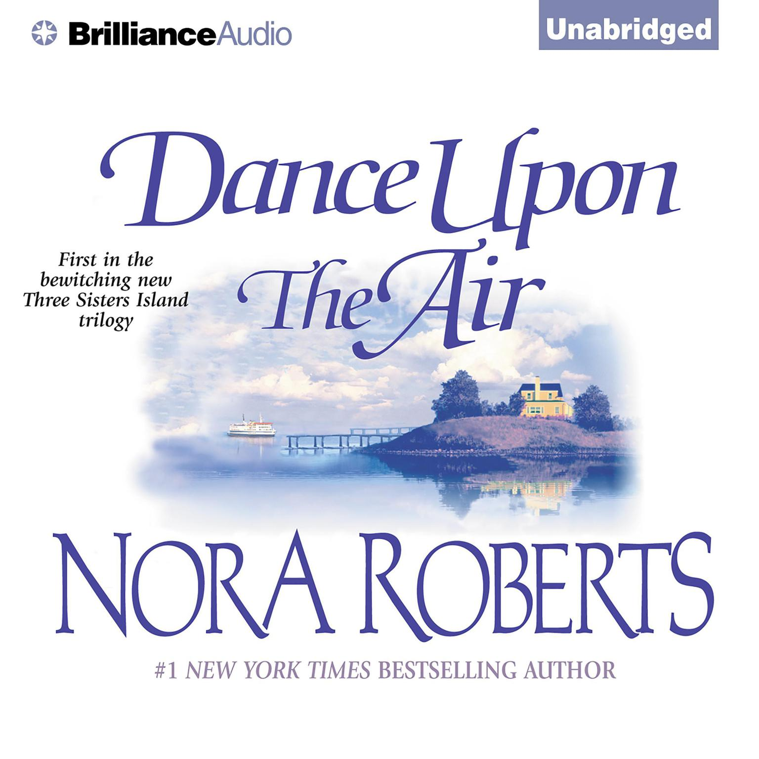 Printable Dance Upon the Air Audiobook Cover Art