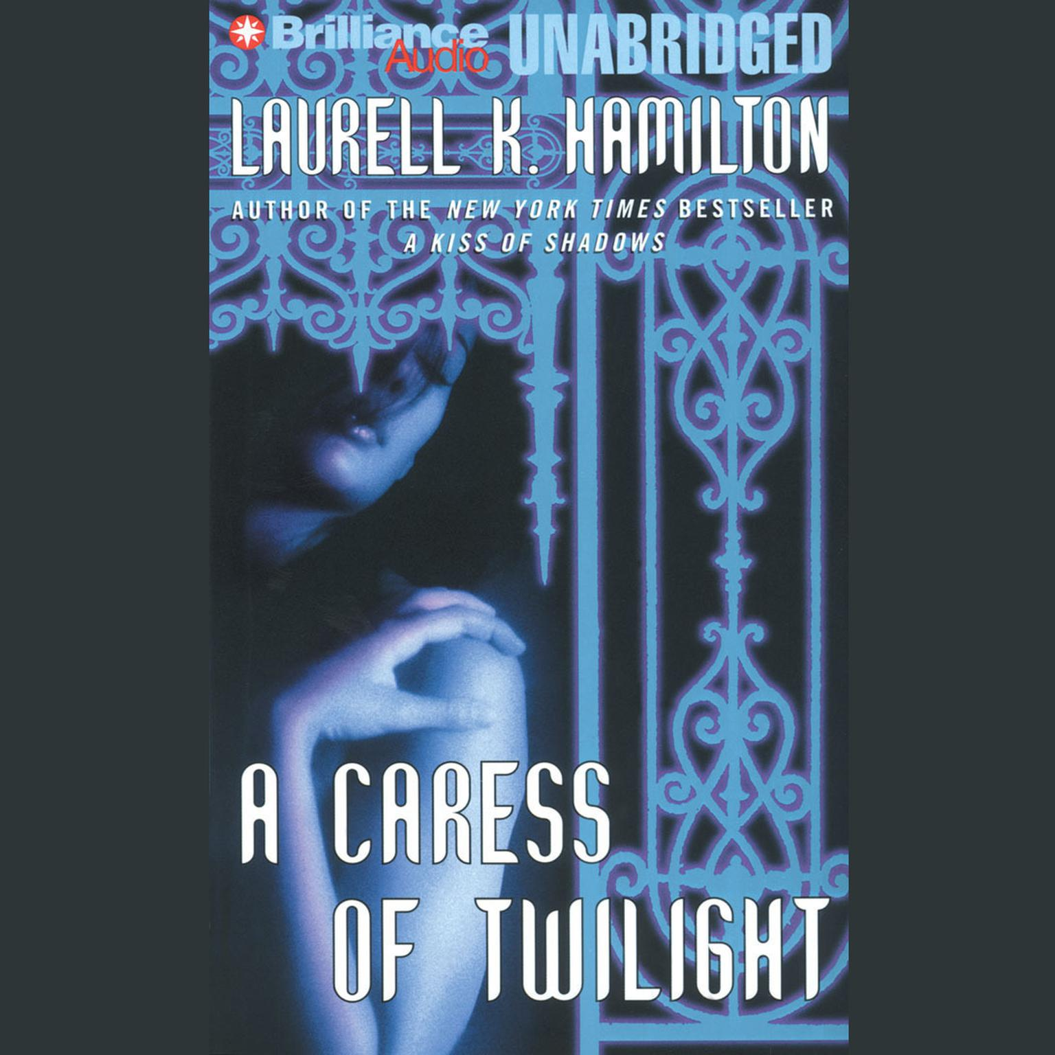 Printable A Caress of Twilight Audiobook Cover Art