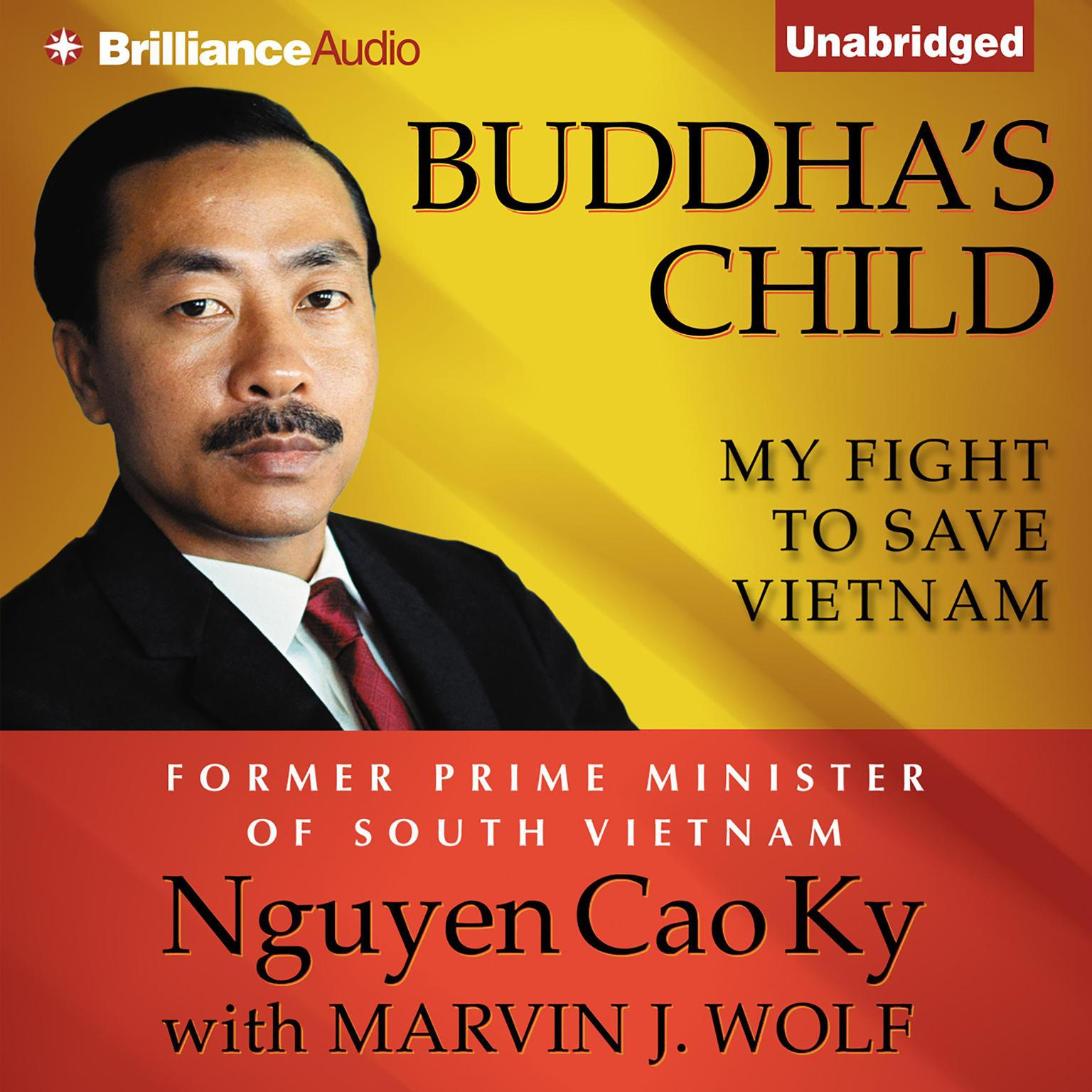 Printable Buddha's Child: My Fight to Save Vietnam Audiobook Cover Art