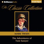 The Adventures of Tom Sawyer, by Mark Twain, Mark Twain