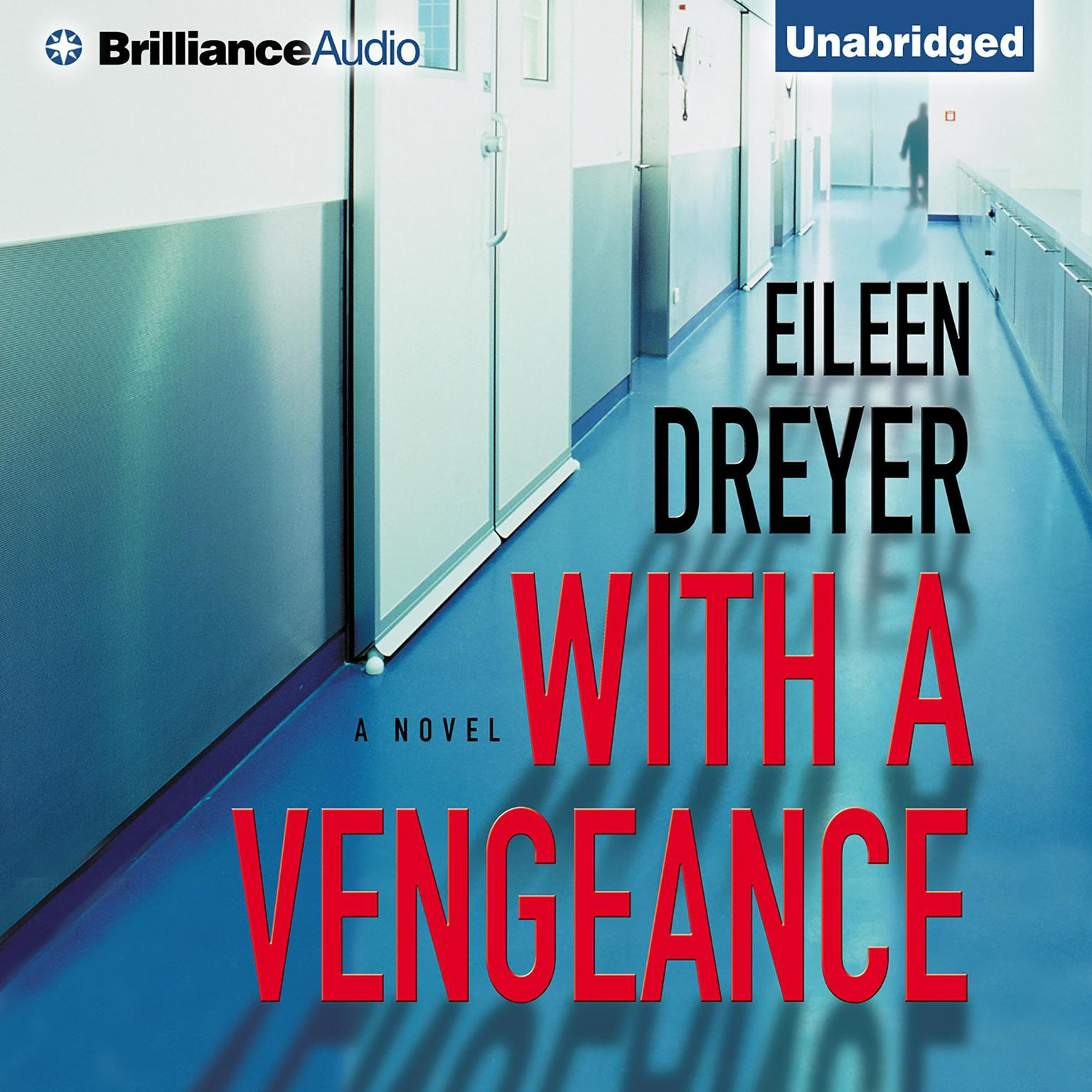 Printable With a Vengeance Audiobook Cover Art