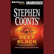 Deep Black Audiobook, by Stephen Coonts, Jim DeFelice