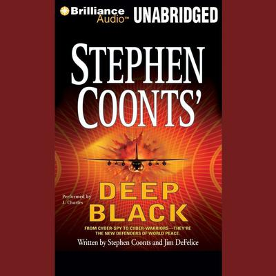Deep Black Audiobook, by Stephen Coonts