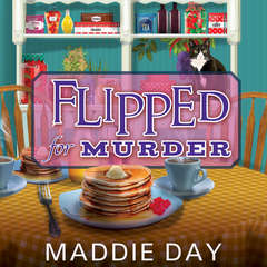 Flipped For Murder Audiobook, by Maddie Day