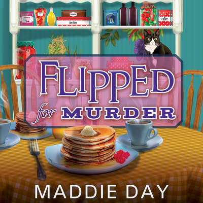 Flipped For Murder Audiobook, by