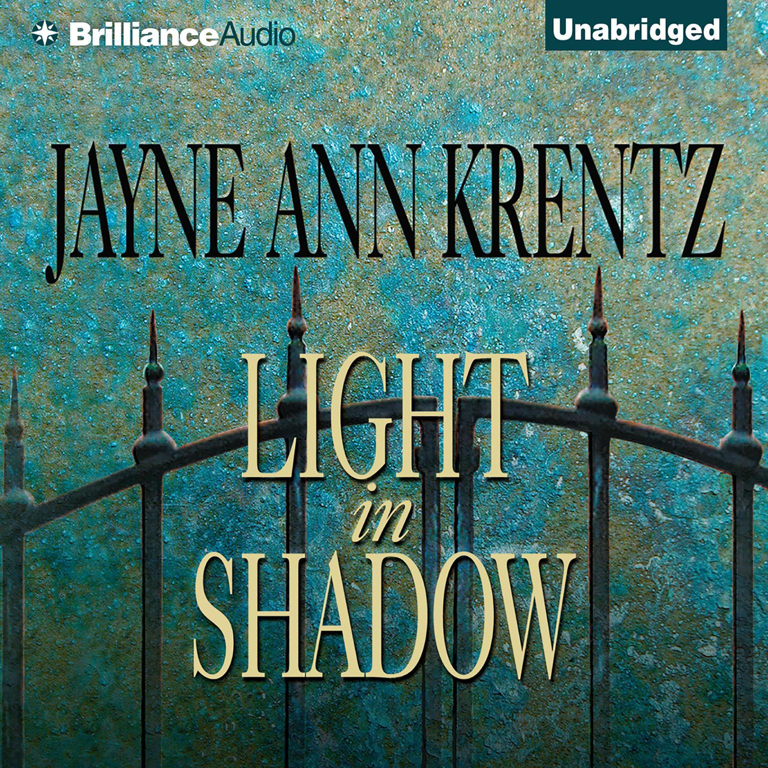 Printable Light in Shadow Audiobook Cover Art
