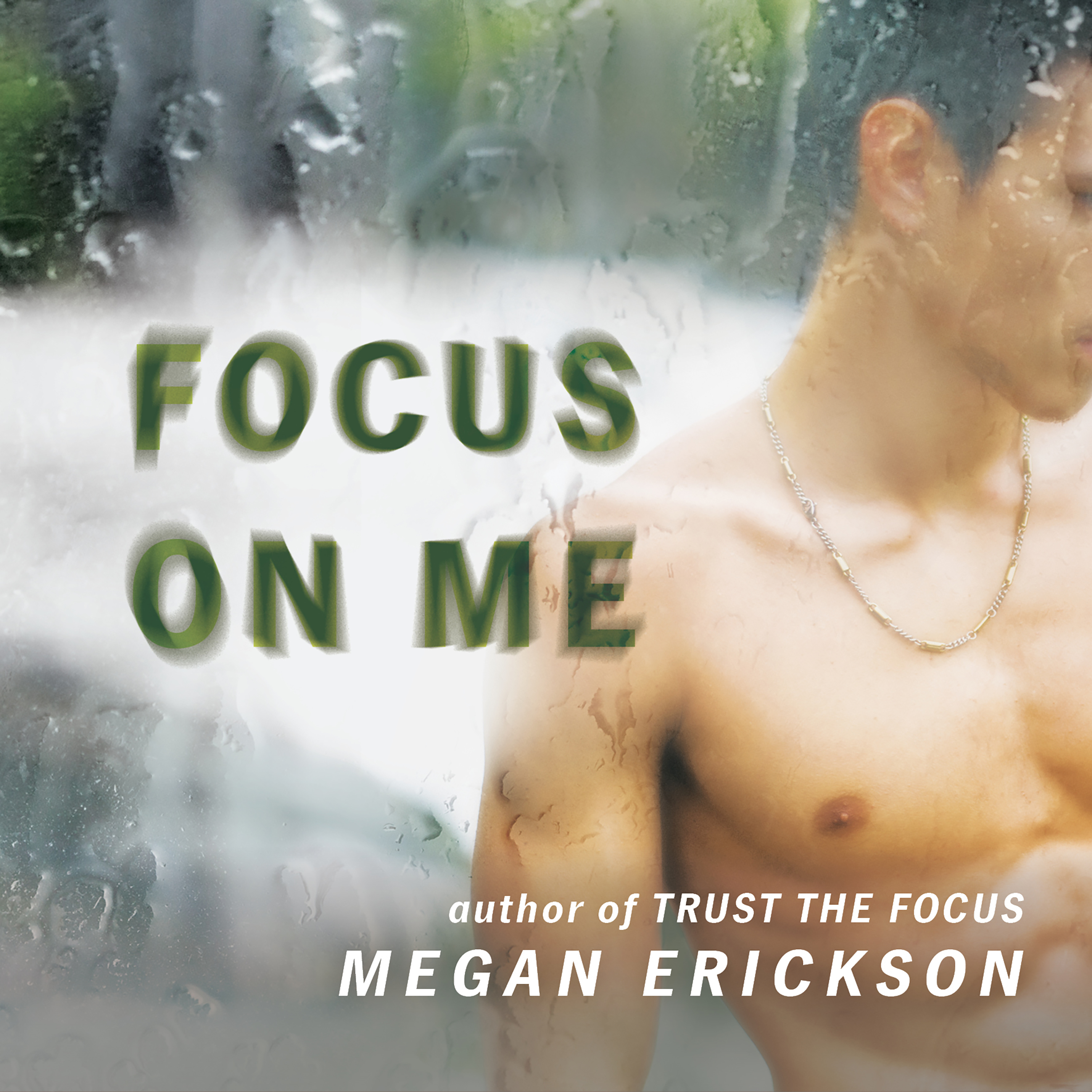 Printable Focus on Me Audiobook Cover Art