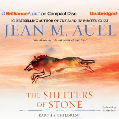 The Shelters of Stone Audiobook, by Jean M. Auel