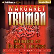 Murder at Ford's Theatre Audiobook, by Margaret Truman