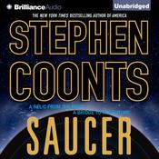 Saucer, by Stephen Coonts