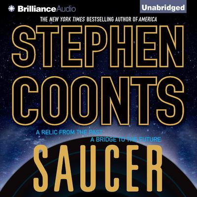 Saucer Audiobook, by Author Info Added Soon