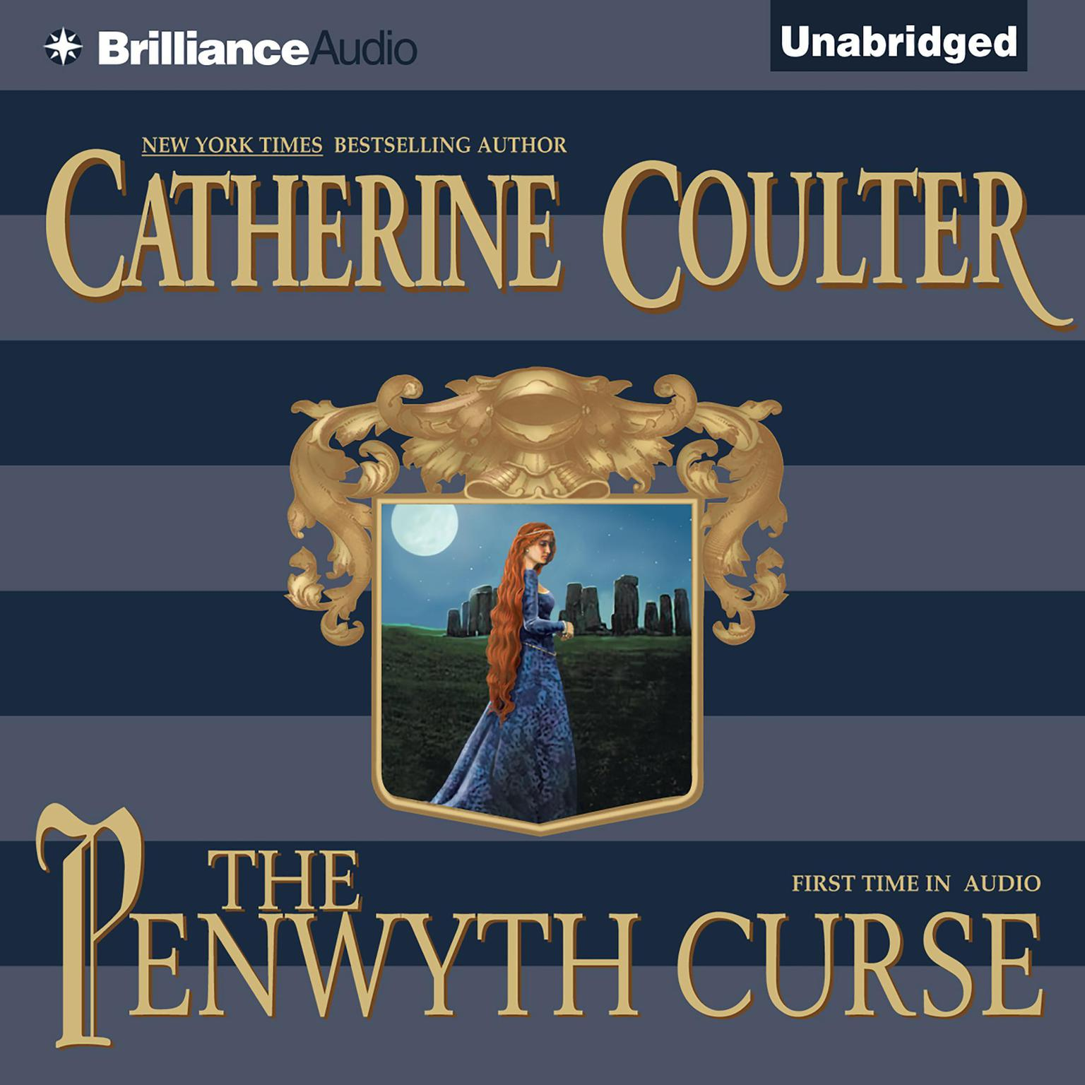Printable The Penwyth Curse Audiobook Cover Art