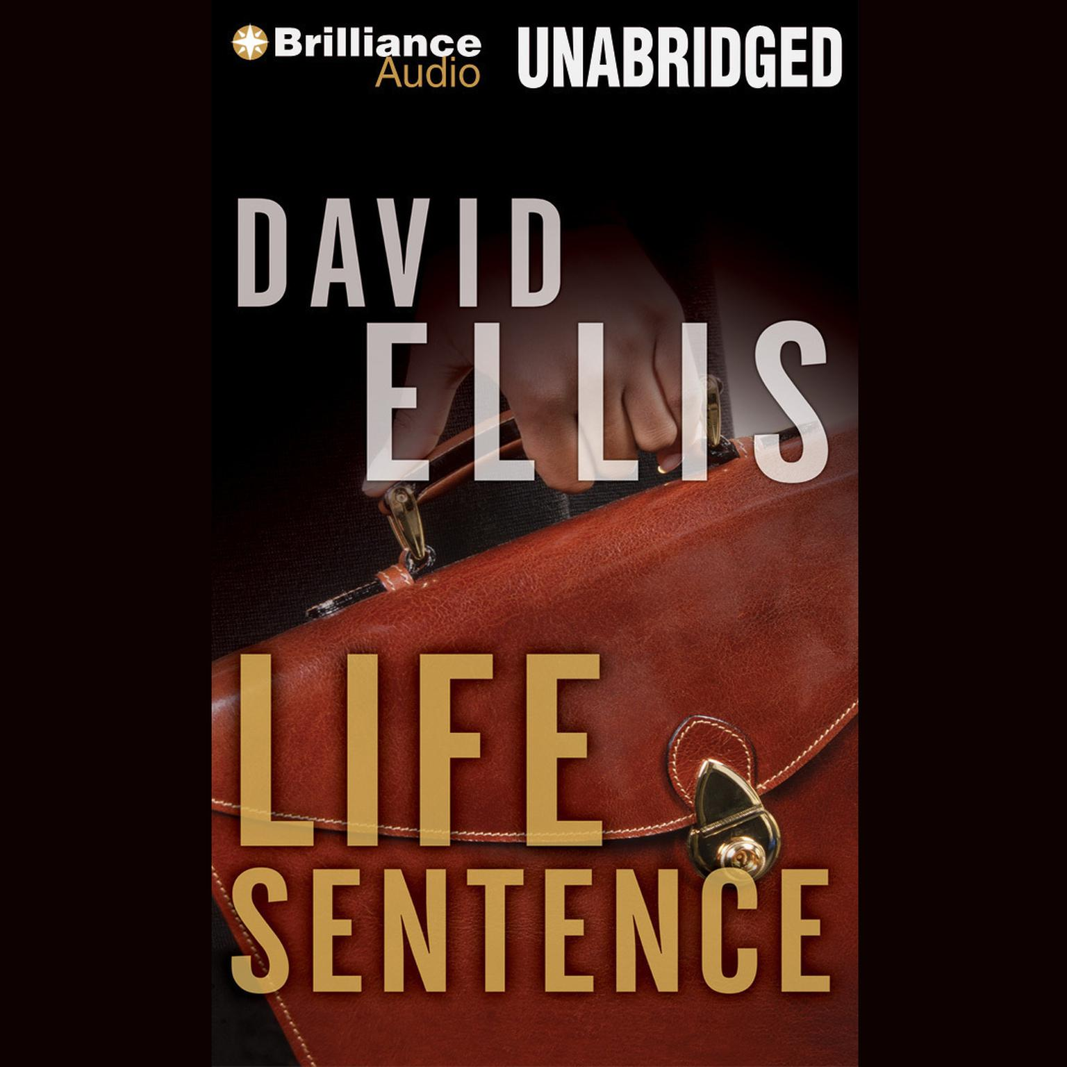 Printable Life Sentence Audiobook Cover Art