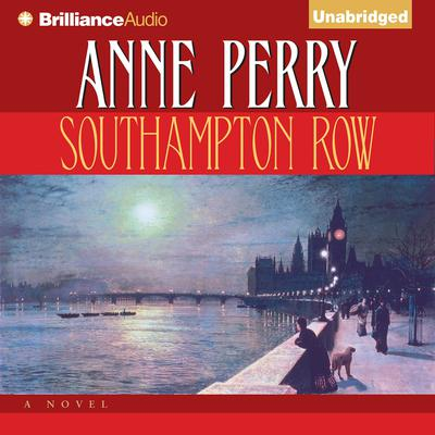Southampton Row Audiobook, by Anne Perry