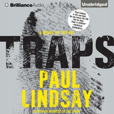 Traps: A Novel of the FBI Audiobook, by Author Info Added Soon