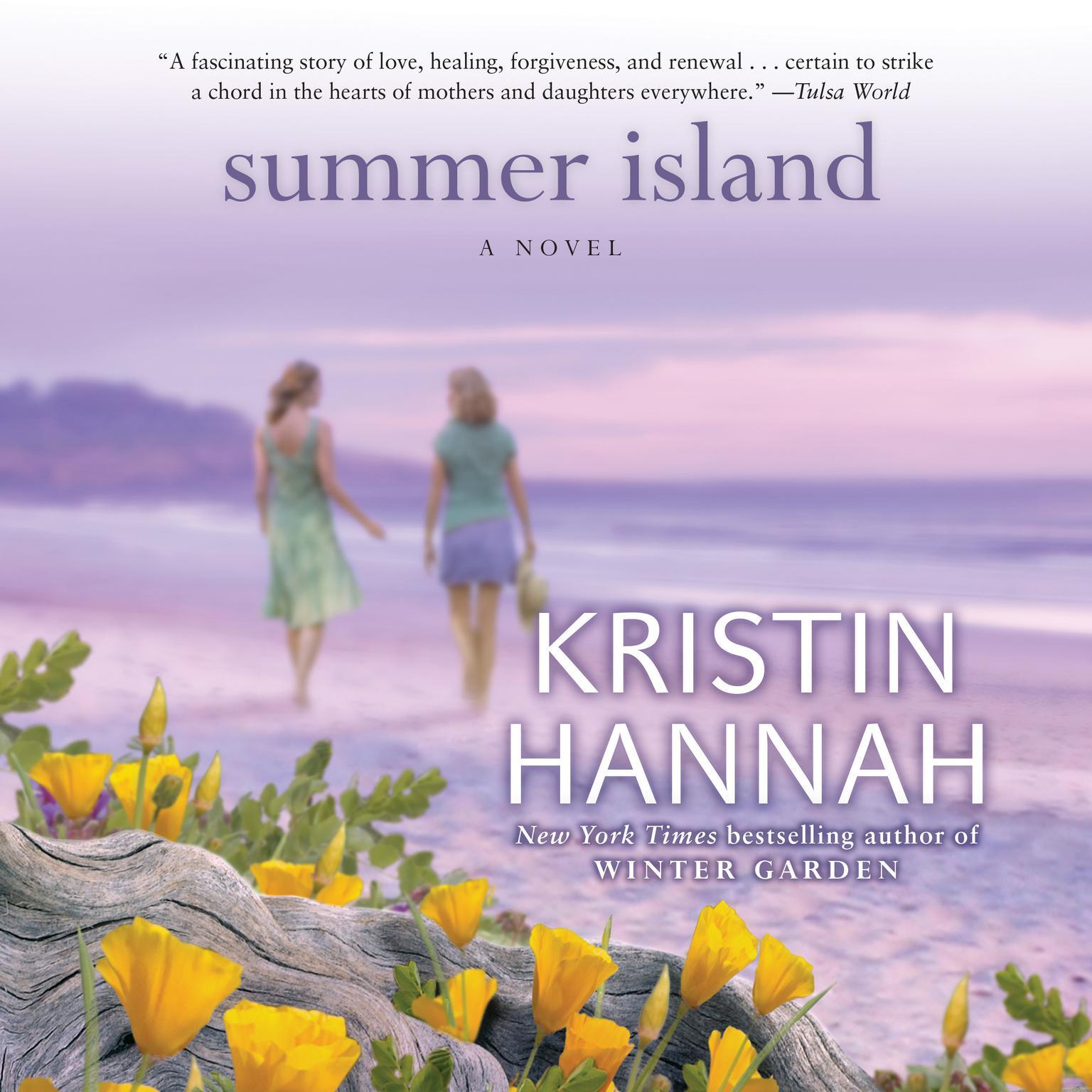 Printable Summer Island: A Novel Audiobook Cover Art
