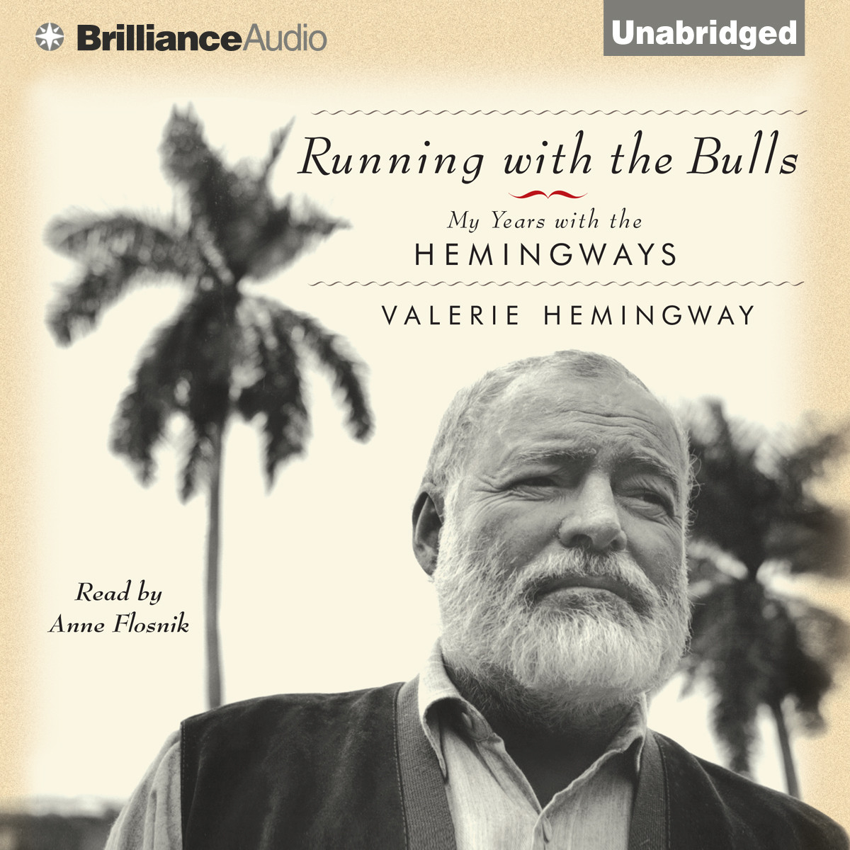 Printable Running with the Bulls: My Years with the Hemingways Audiobook Cover Art