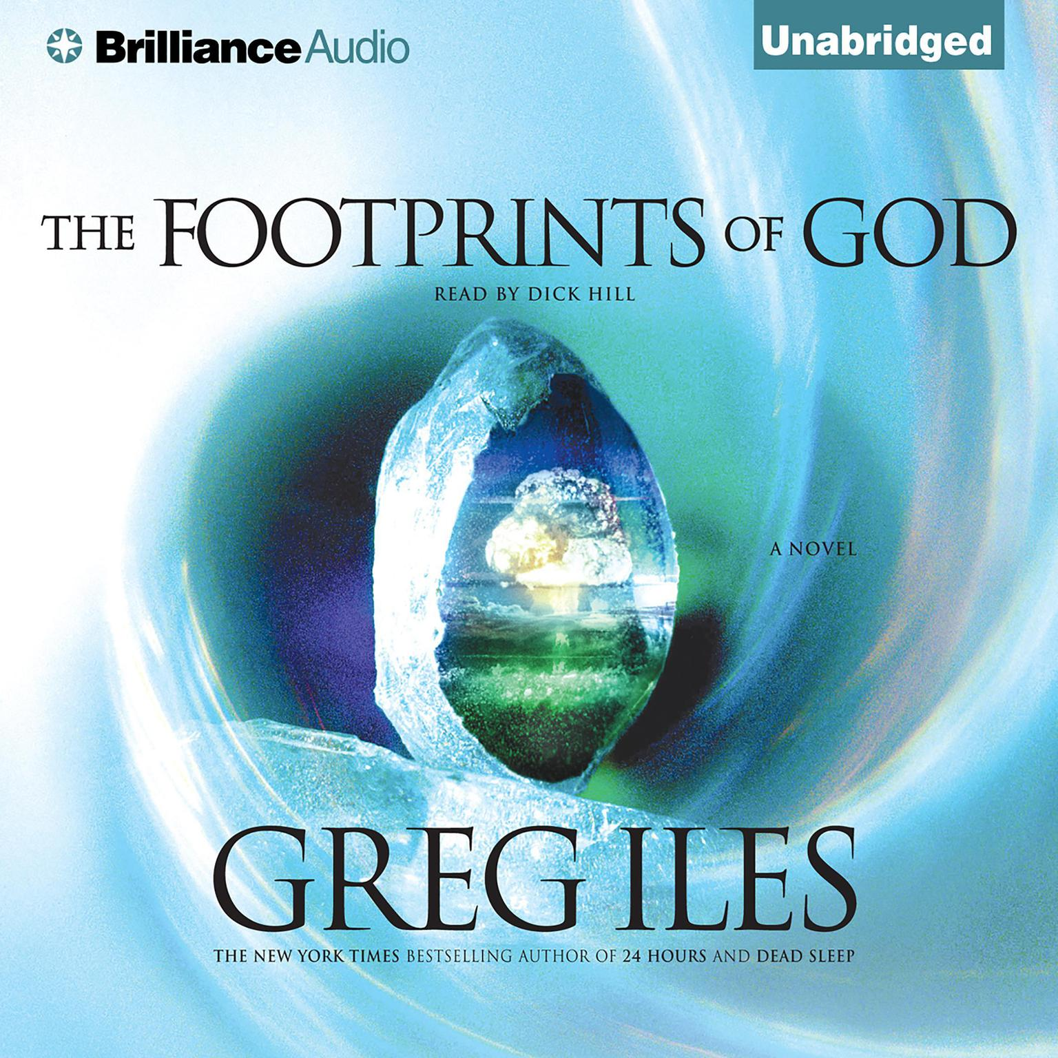 Printable The Footprints of God Audiobook Cover Art