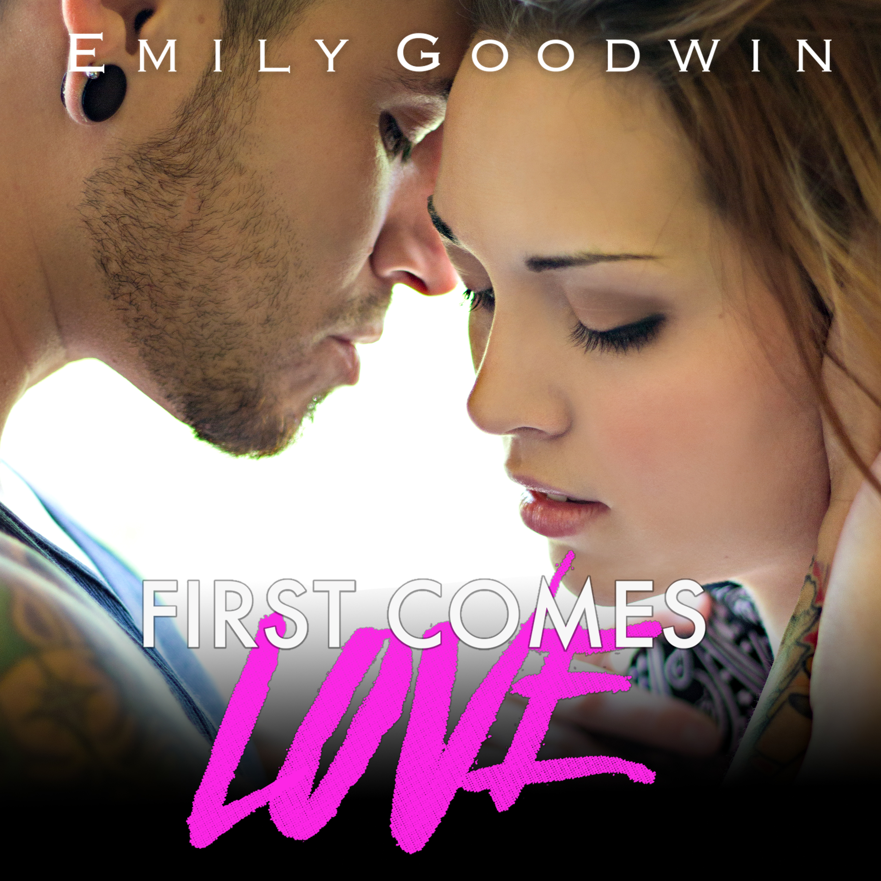 Printable First Comes Love Audiobook Cover Art