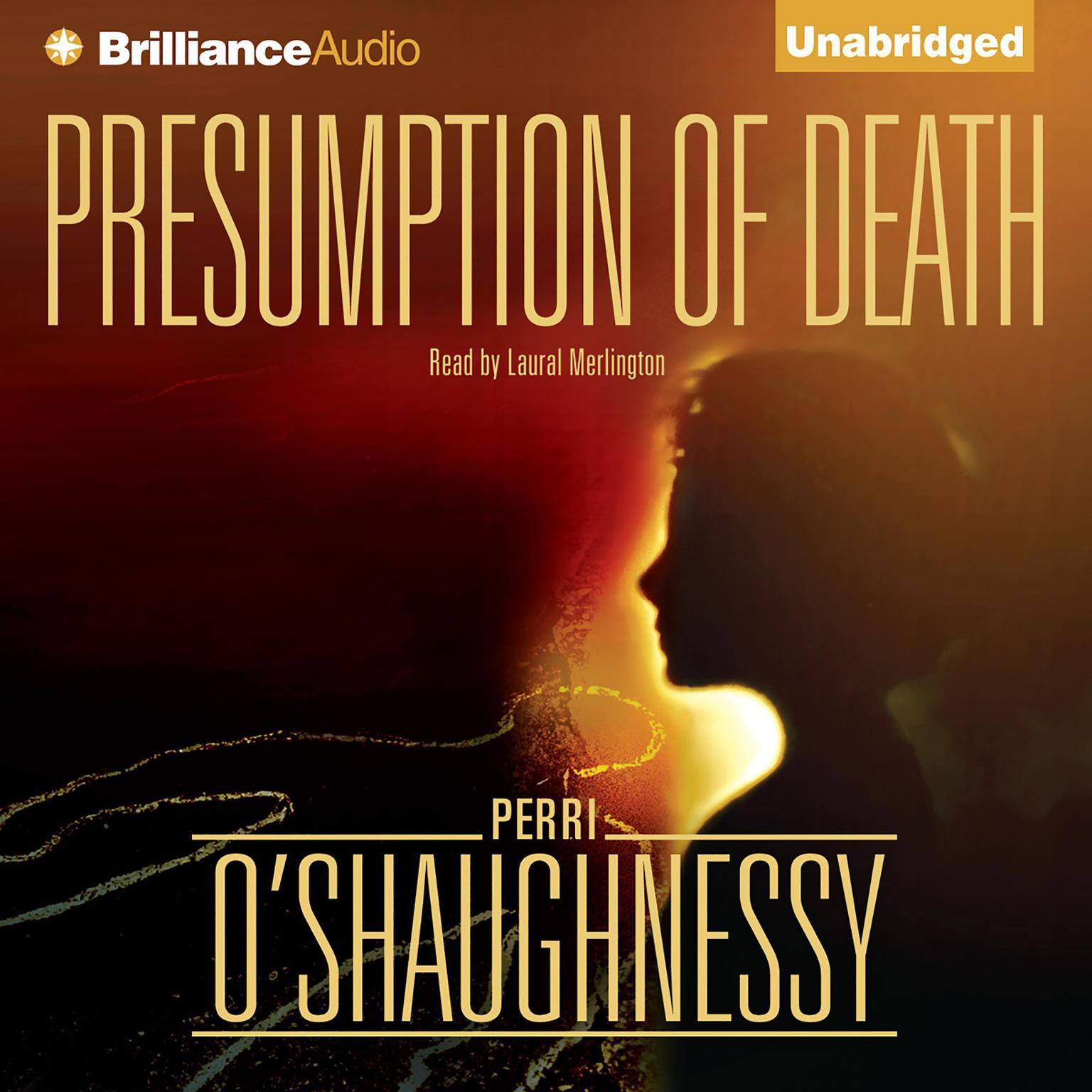 Printable Presumption of Death Audiobook Cover Art