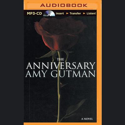 The Anniversary Audiobook, by Amy Gutman