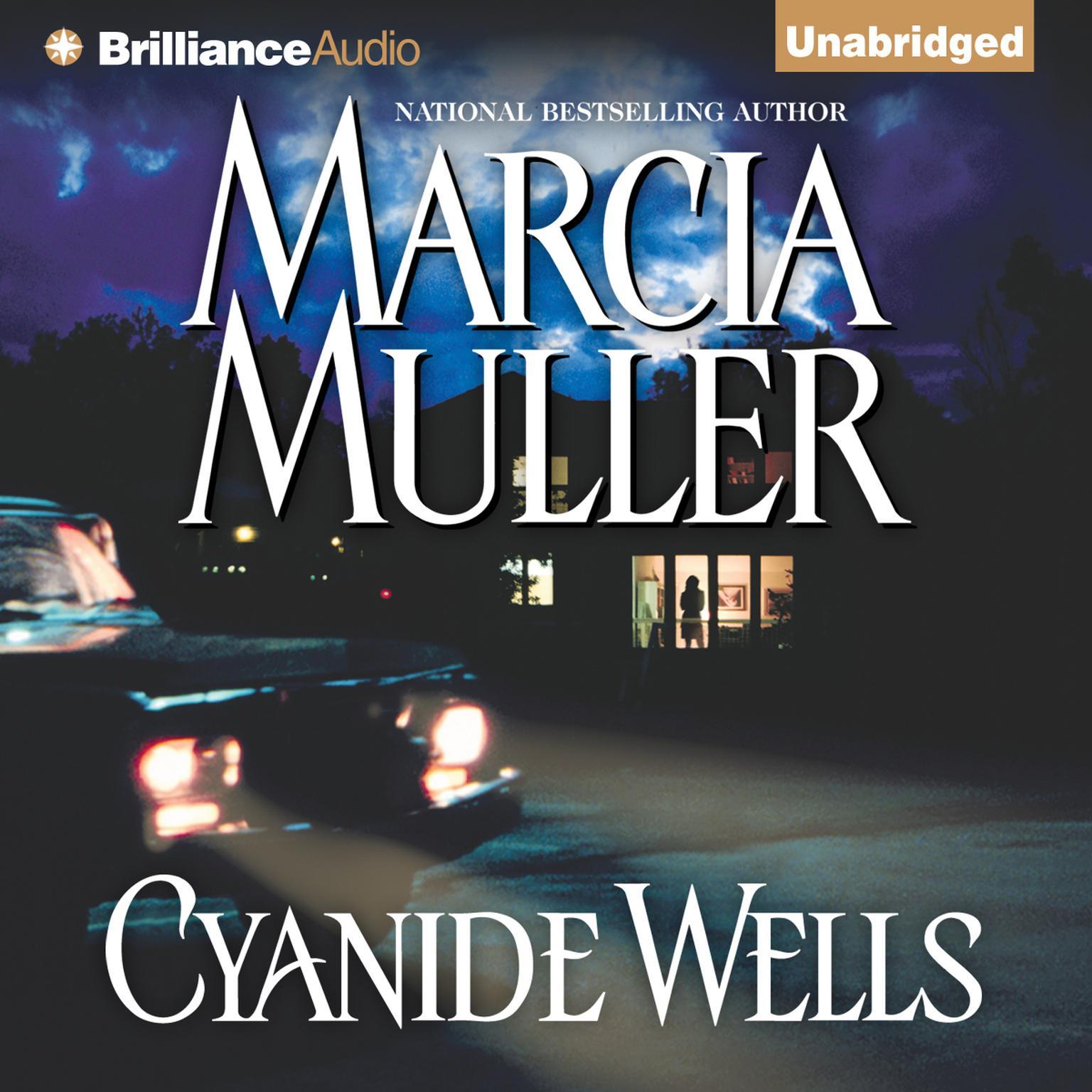 Printable Cyanide Wells Audiobook Cover Art