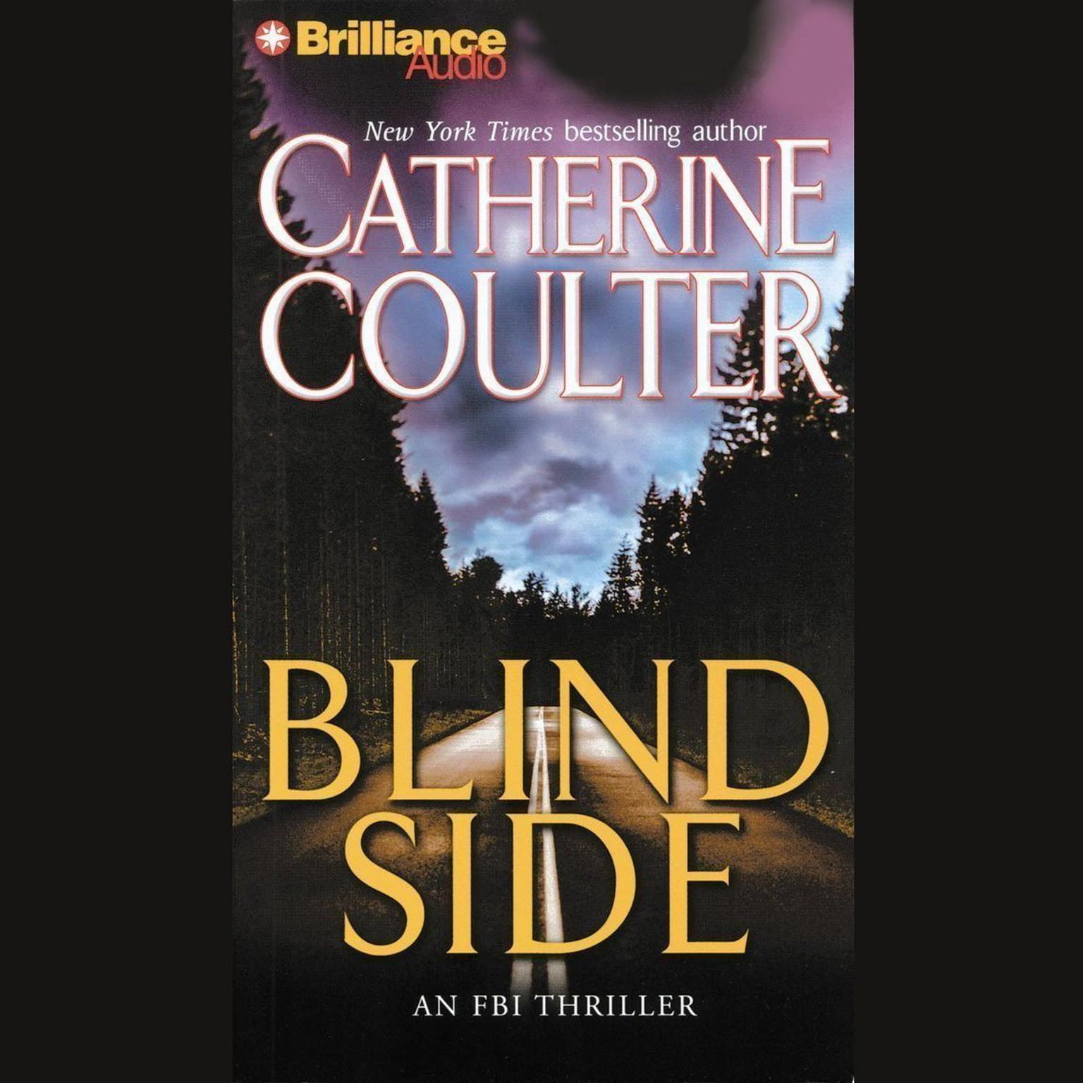 Printable Blindside Audiobook Cover Art
