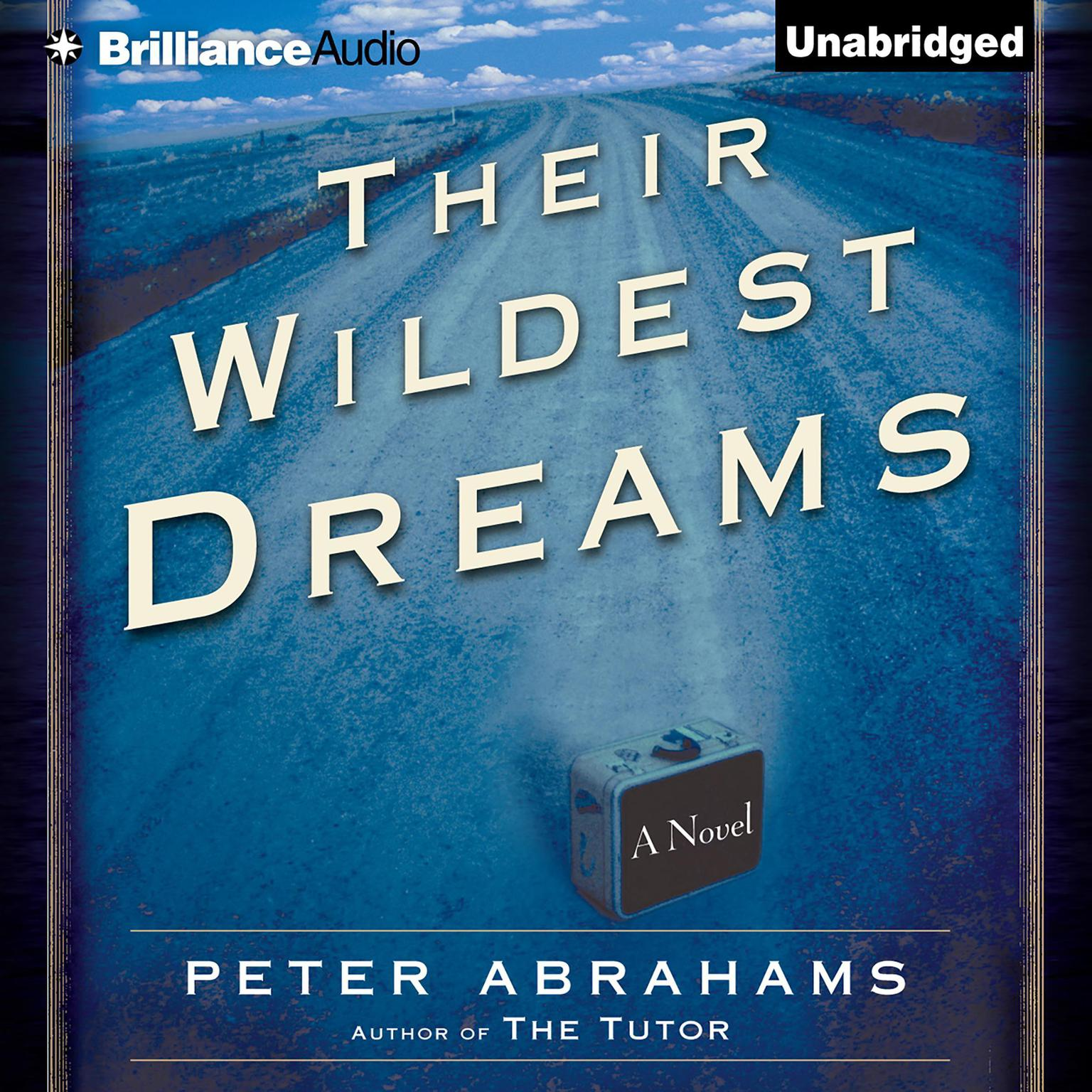 Printable Their Wildest Dreams Audiobook Cover Art