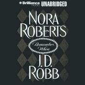 Remember When Audiobook, by J. D. Robb