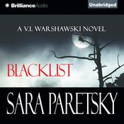 Blacklist Audiobook, by Sara Paretsky