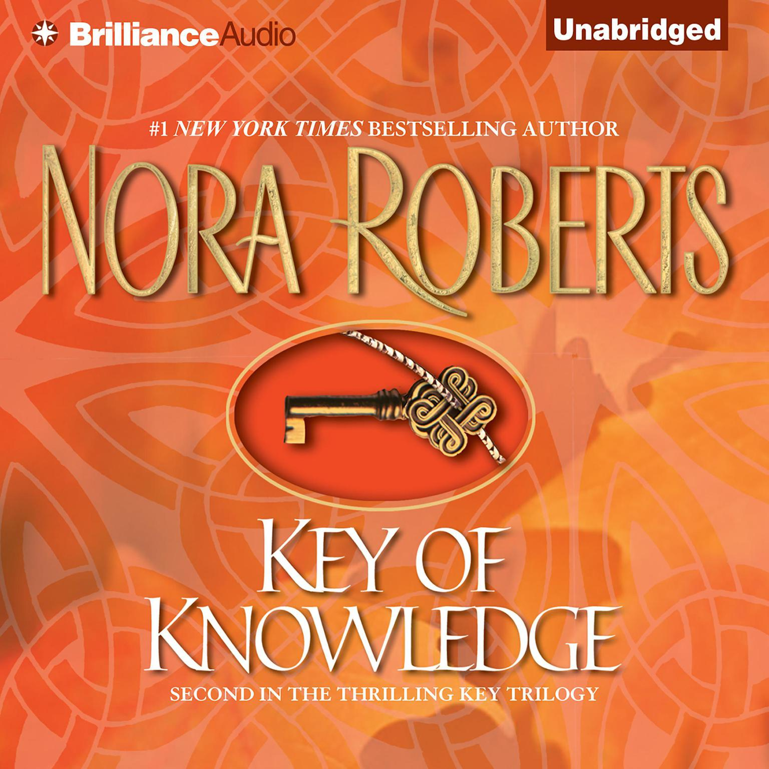 Printable Key of Knowledge Audiobook Cover Art
