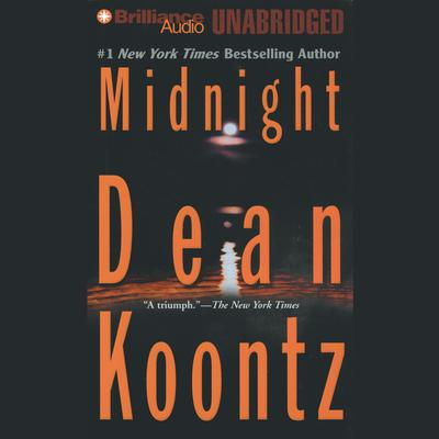Midnight Audiobook, by Dean Koontz