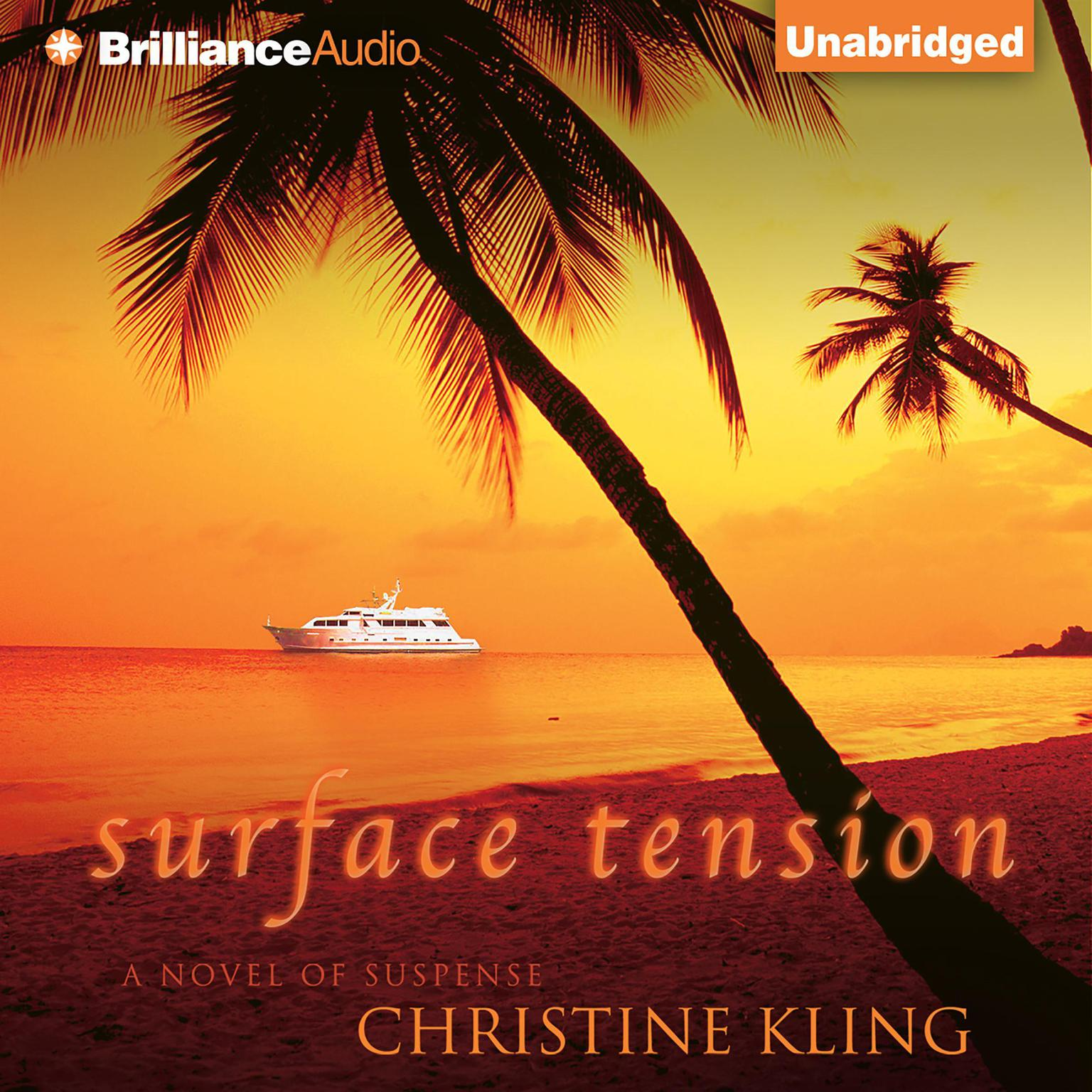 Printable Surface Tension Audiobook Cover Art