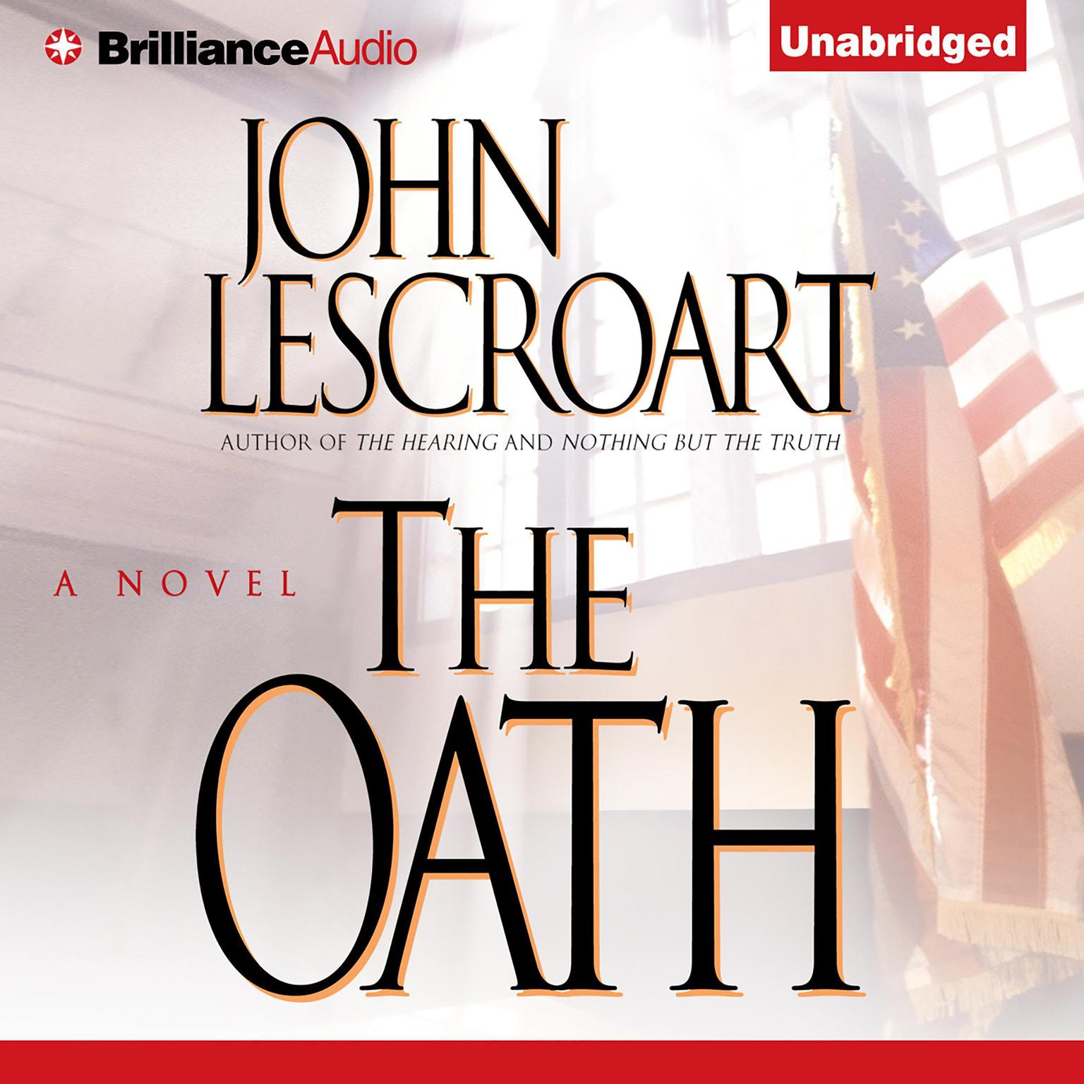 Printable The Oath Audiobook Cover Art