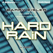 Hard Rain Audiobook, by Barry Eisler