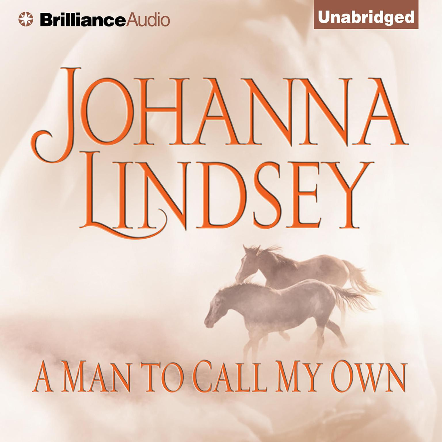 Printable A Man To Call My Own Audiobook Cover Art
