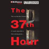 The 37th Hour Audiobook, by Jodi Compton