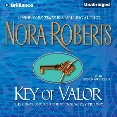 Key of Valor Audiobook, by Author Info Added Soon