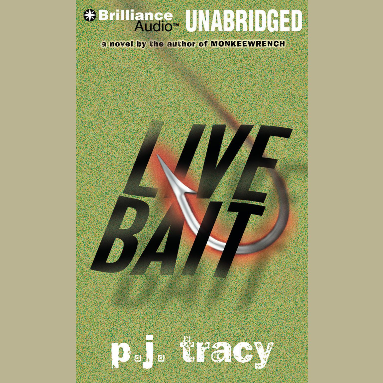 Printable Live Bait Audiobook Cover Art