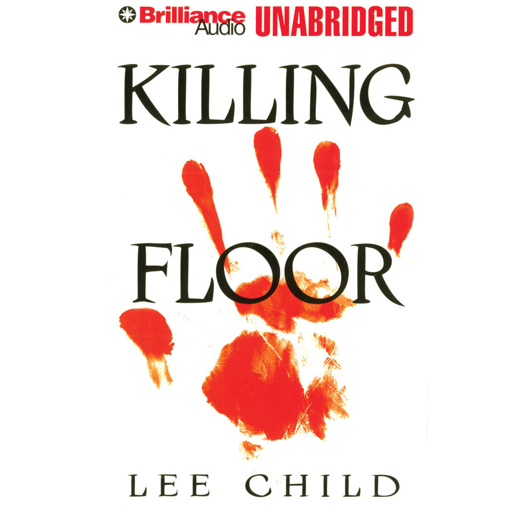 Printable Killing Floor: A Jack Reacher Novel Audiobook Cover Art