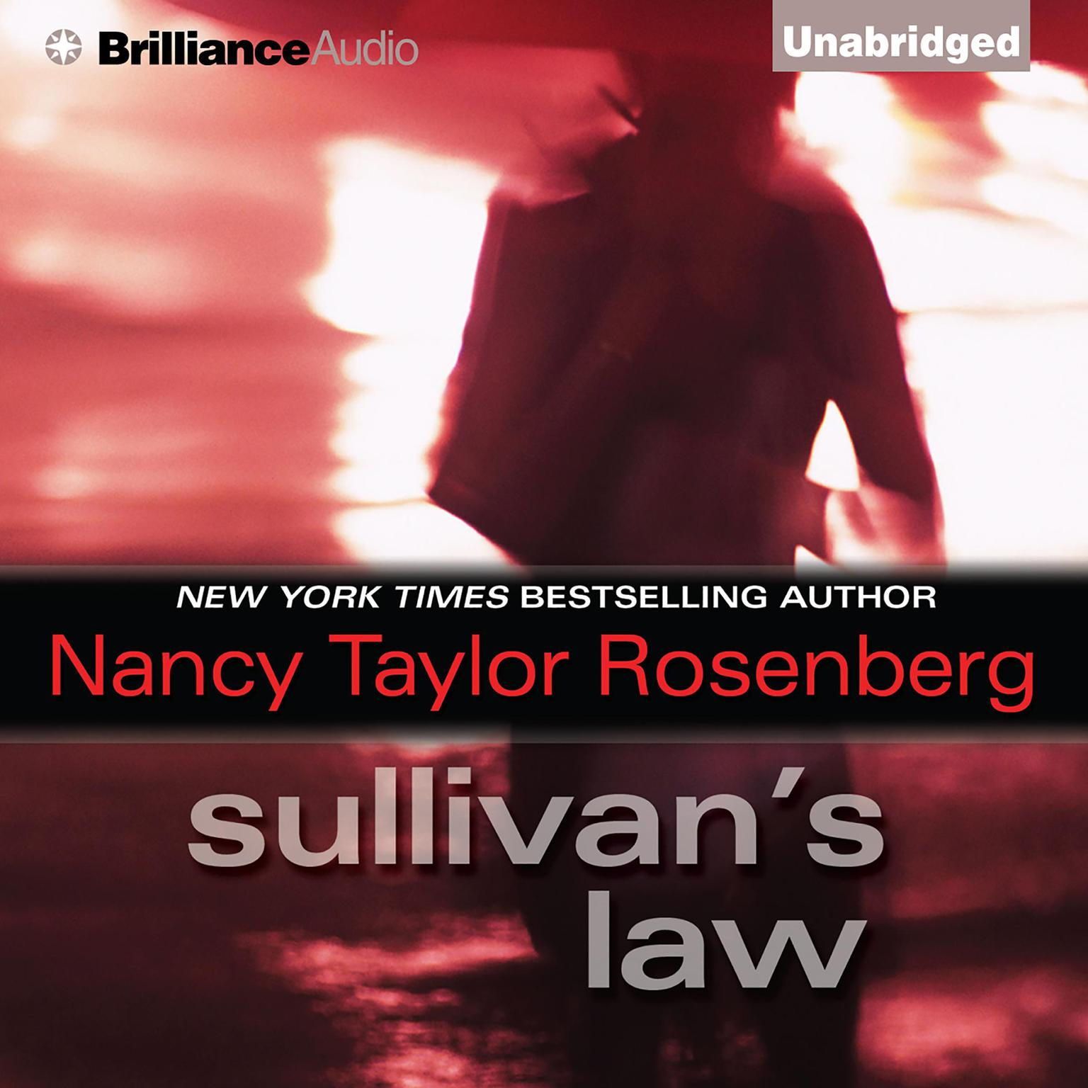 Printable Sullivan's Law Audiobook Cover Art