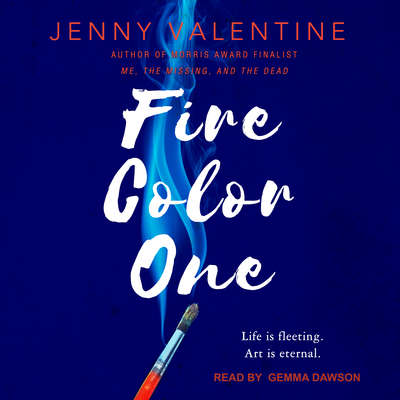 Fire Color One Audiobook, by Jenny Valentine