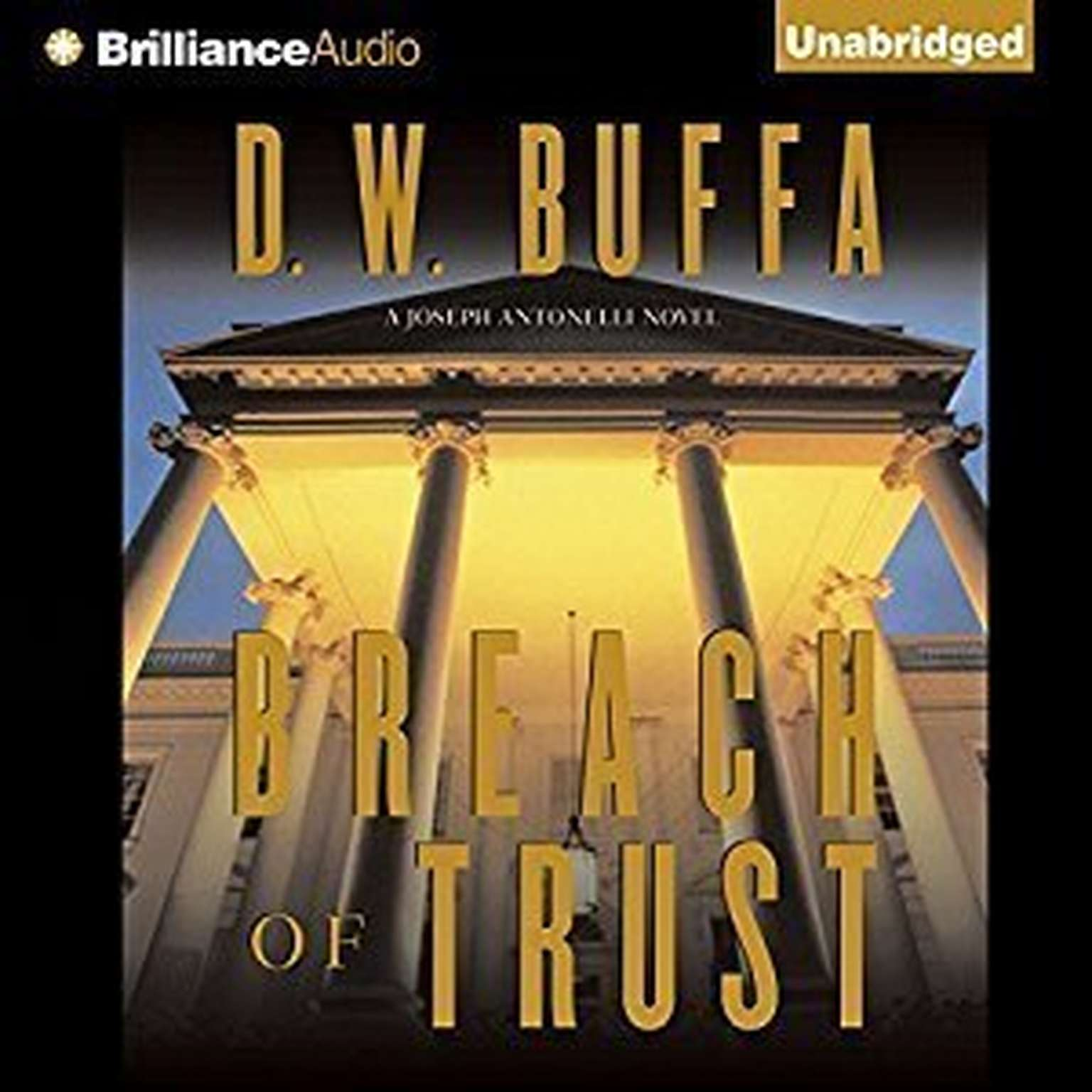 Printable Breach of Trust Audiobook Cover Art