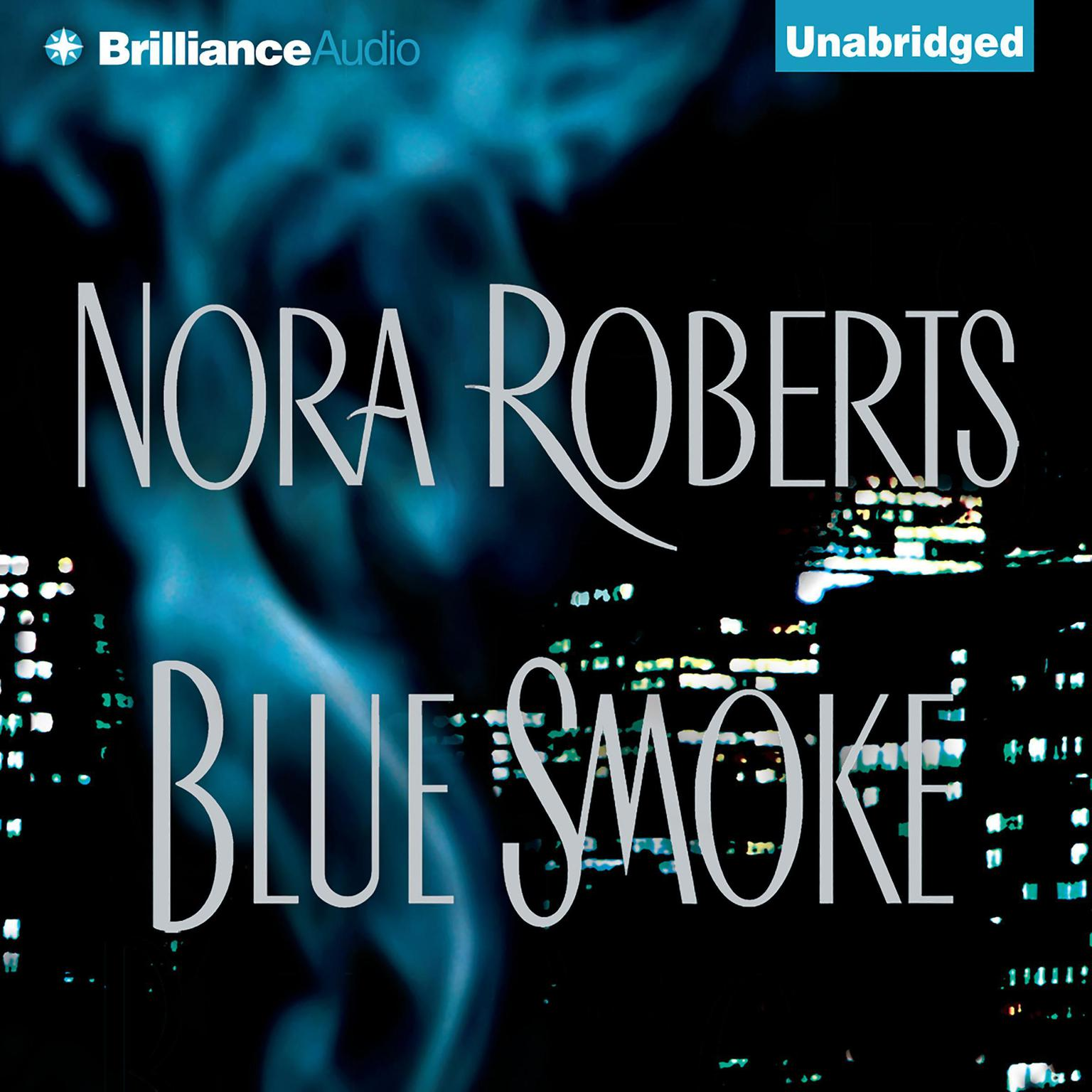 Printable Blue Smoke Audiobook Cover Art
